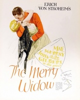 The Merry Widow movie poster (1925) picture MOV_b039328b