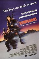 Renegades movie poster (1989) picture MOV_b03d1187