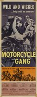 Motorcycle Gang movie poster (1957) picture MOV_b03e26ff