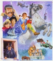 The New Adventures of Pippi Longstocking movie poster (1988) picture MOV_b03e512d