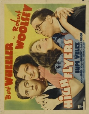 High Flyers movie poster (1937) poster MOV_b0410067