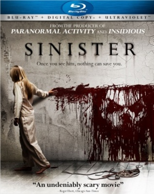 Sinister movie poster (2012) poster MOV_b046e48b