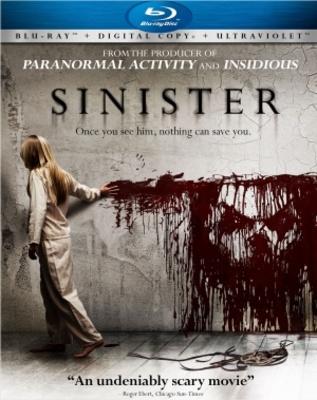 Sinister movie poster (2012) poster MOV_b046e48b