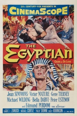 The Egyptian movie poster (1954) poster MOV_b057785f
