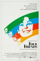 Four Friends movie poster (1981) picture MOV_b05975bb