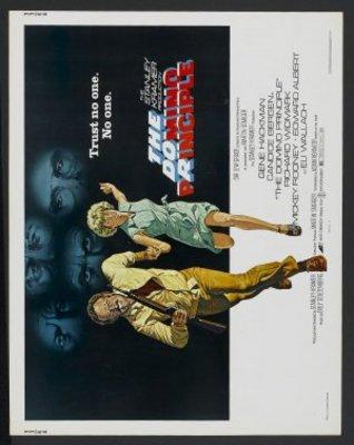 The Domino Principle movie poster (1977) poster MOV_b05b47e7