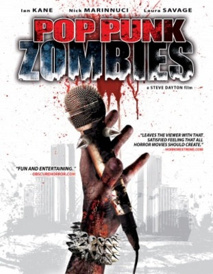 Pop Punk Zombies movie poster (2011) poster MOV_b05cdca5