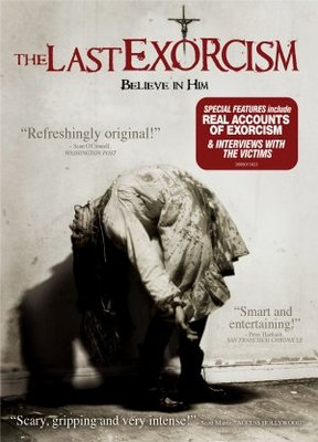 The Last Exorcism movie poster (2010) poster MOV_b05fab29