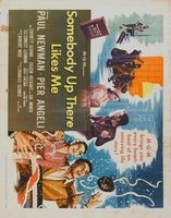 Somebody Up There Likes Me movie poster (1956) picture MOV_b0631da2