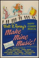 Make Mine Music movie poster (1946) picture MOV_b0637f5c
