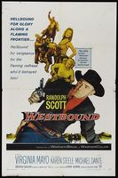 Westbound movie poster (1959) picture MOV_b067492e