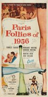 Paris Follies of 1956 movie poster (1955) picture MOV_b0689981