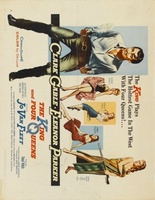 The King and Four Queens movie poster (1956) picture MOV_b068cfc0