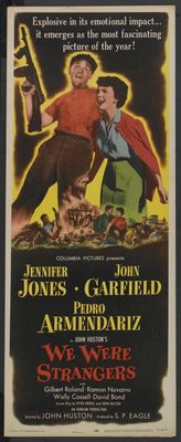 We Were Strangers movie poster (1949) poster MOV_b06d07bd
