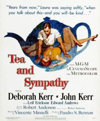 Tea and Sympathy movie poster (1956) poster MOV_b06e4c70
