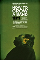 How to Grow a Band movie poster (2011) picture MOV_b070f9cf