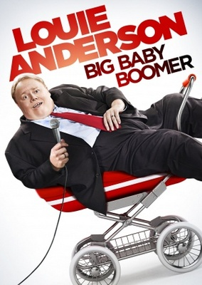 Louie Anderson: Big Baby Boomer movie poster (2012) poster MOV_b071cc9f