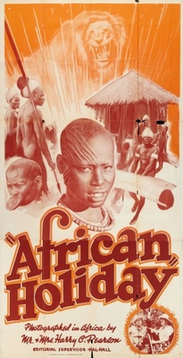 African Holiday movie poster (1937) poster MOV_b073cead
