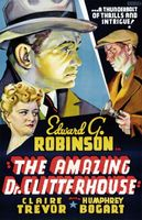 The Amazing Dr. Clitterhouse movie poster (1938) picture MOV_b07506ab