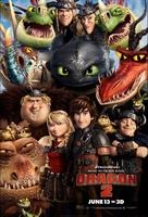 How to Train Your Dragon 2 movie poster (2014) picture MOV_b0805cc6
