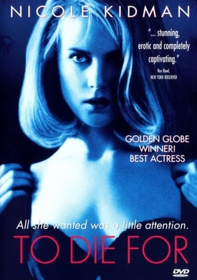 To Die For movie poster (1995) poster MOV_b0859817