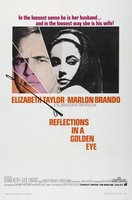 Reflections in a Golden Eye movie poster (1967) picture MOV_b085ff88