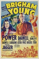 Brigham Young movie poster (1940) picture MOV_49ad07b9