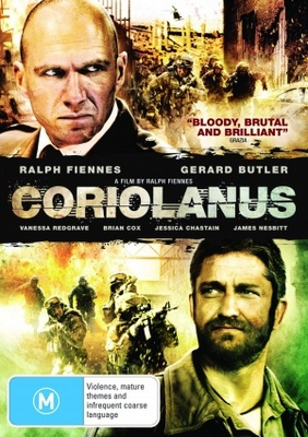 Coriolanus movie poster (2011) poster MOV_b089b8b3