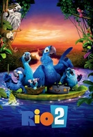 Rio 2 movie poster (2014) picture MOV_b08f8071