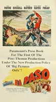 El Paso movie poster (1949) picture MOV_b0941f54