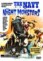 The Navy vs. the Night Monsters movie poster (1966) picture MOV_b097287e