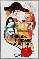 House of a Thousand Delights movie poster (1973) picture MOV_b0989d1b