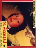 The Accused movie poster (1949) picture MOV_9a90d38c