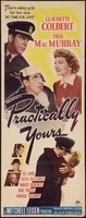 Practically Yours movie poster (1944) picture MOV_b0abcc95