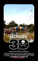 Jackass 3D movie poster (2010) picture MOV_84825189