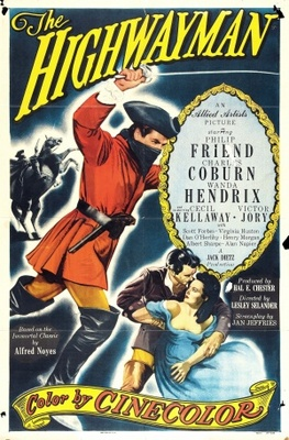 The Highwayman movie poster (1951) poster MOV_b0bafbb5