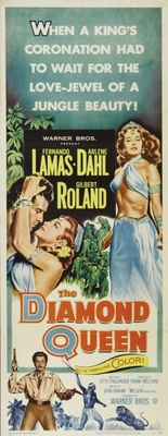 The Diamond Queen movie poster (1953) poster MOV_b0cda4a4