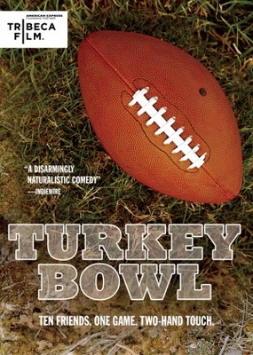Turkey Bowl movie poster (2011) poster MOV_b0d14bee