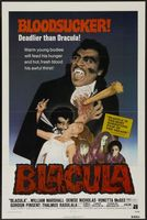 Blacula movie poster (1972) picture MOV_b0eb6898