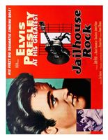 Jailhouse Rock movie poster (1957) picture MOV_b0eb9026