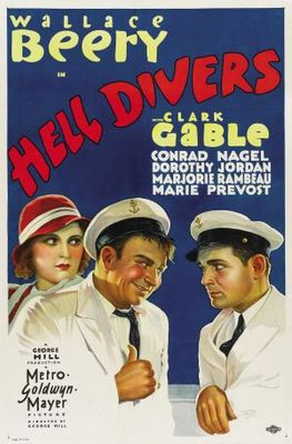 Hell Divers movie poster (1931) poster MOV_b0ec36d2