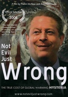 Not Evil Just Wrong movie poster (2009) picture MOV_b0ec8dbb