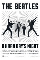 A Hard Day's Night movie poster (1964) picture MOV_b0f4d7b2