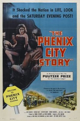 The Phenix City Story movie poster (1955) poster MOV_b0fcc1a3