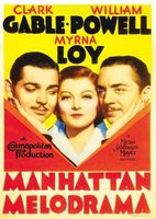 Manhattan Melodrama movie poster (1934) picture MOV_b0ff2698