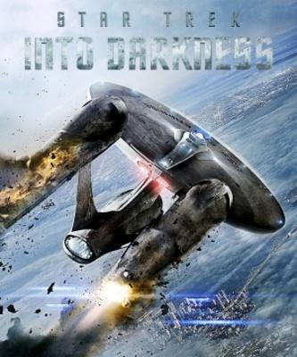 Star Trek Into Darkness movie poster (2013) poster MOV_b0fffde8