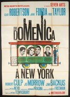 Sunday in New York movie poster (1963) picture MOV_b104cfe9