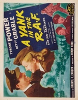 A Yank in the R.A.F. movie poster (1941) picture MOV_b105279b