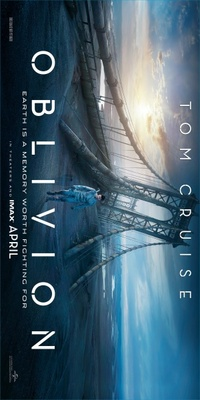 Oblivion movie poster (2013) poster MOV_b1077554