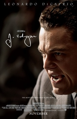 J. Edgar movie poster (2011) poster MOV_b1110f69